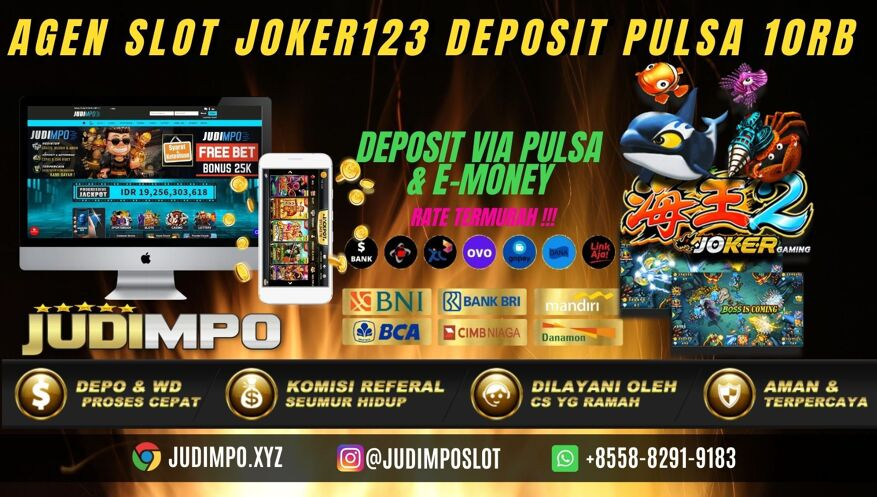 Situs Judi Mpo Slot Online 24Jam Terpercaya - JudiMpo